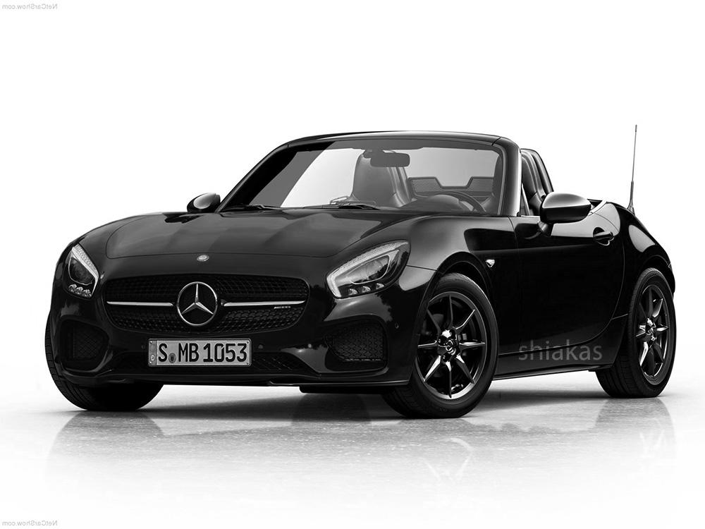 Mercedes benz sla carspyshots for Mercedes benz sla